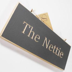 Nettie Northumbrian Plaque