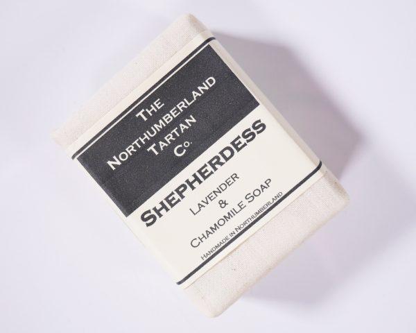 Northumberland Tartan Shepherdess Soap