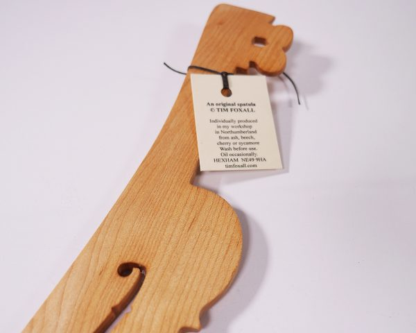 Cello Spatula by Tim Foxall