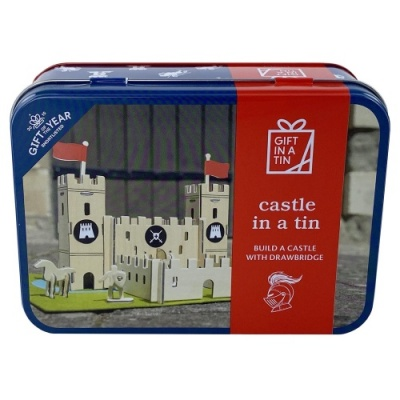 Castle Gift in a Tin