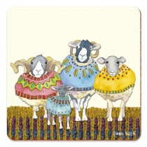 Sheep in Sweaters Pot Stand