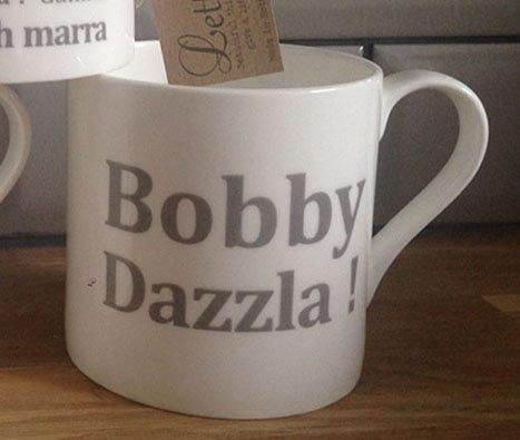 Bobby Dazla Mug