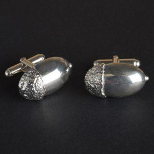 acorn cufflinks