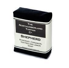 Northumberland Tartan Shepherd Soap