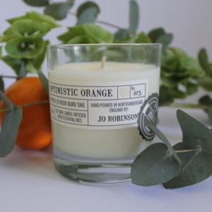 Optimistic Orange Soy Candle