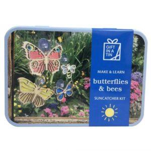 Butterflies Gift in a Tin