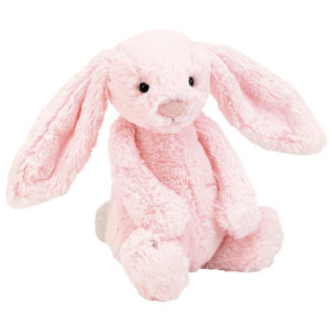 Pink Bashful Bunny by Jellycat