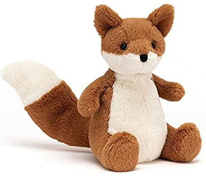 Pipsy Fox by Jellycat