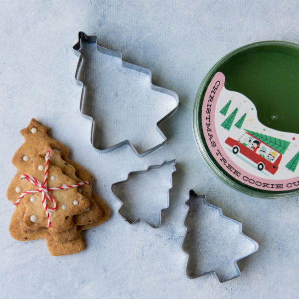 Tree Cookie Cutters