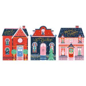 Art File Christmas Cards