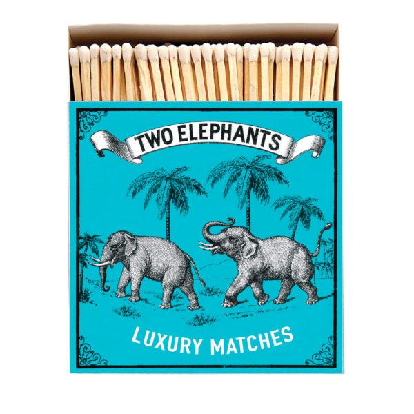 Two Elephants Archivist Matches
