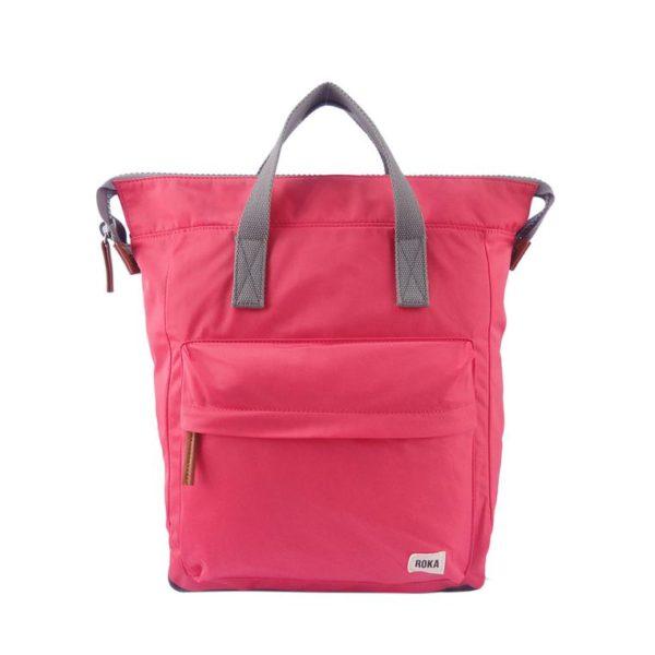 Roka Backpack Medium Raspberry