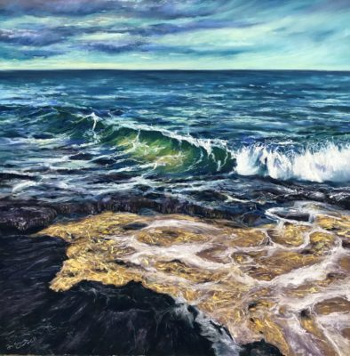 Golden Shores (Fiona Carvell)