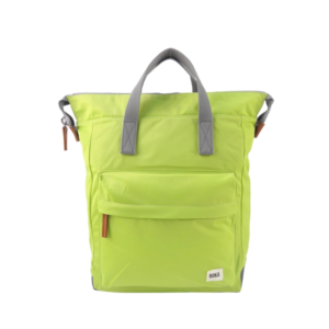 Roka Small Lime Backpack