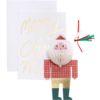 Pop Up Santa Tag