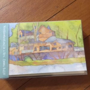 Northumberland Boxed Note Cards