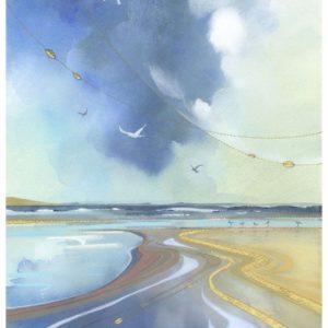 Low Tide by Kate Lycett