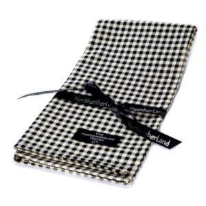 Northumberland Tartan Tea Towel
