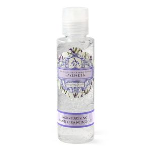 Lavender Hand Sanitiser by The Somerset Toiletry Company