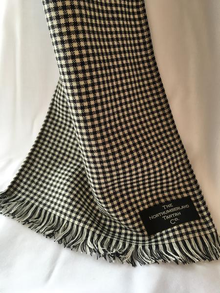 Northumberland Tartan Fine scarf